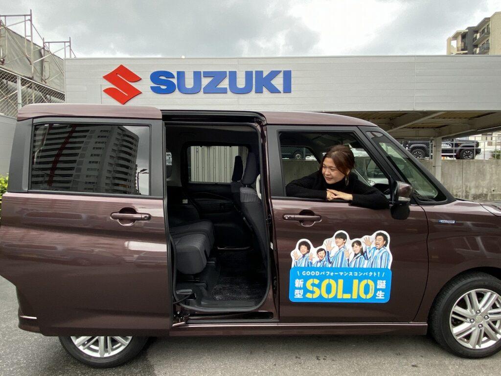 ソリオの写真2
